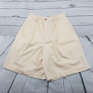 Ralph Lauren Polo Sport Shorts Size 8 Womens Used
